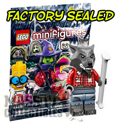 Lego werewolf series 4 unopened new factory sealed