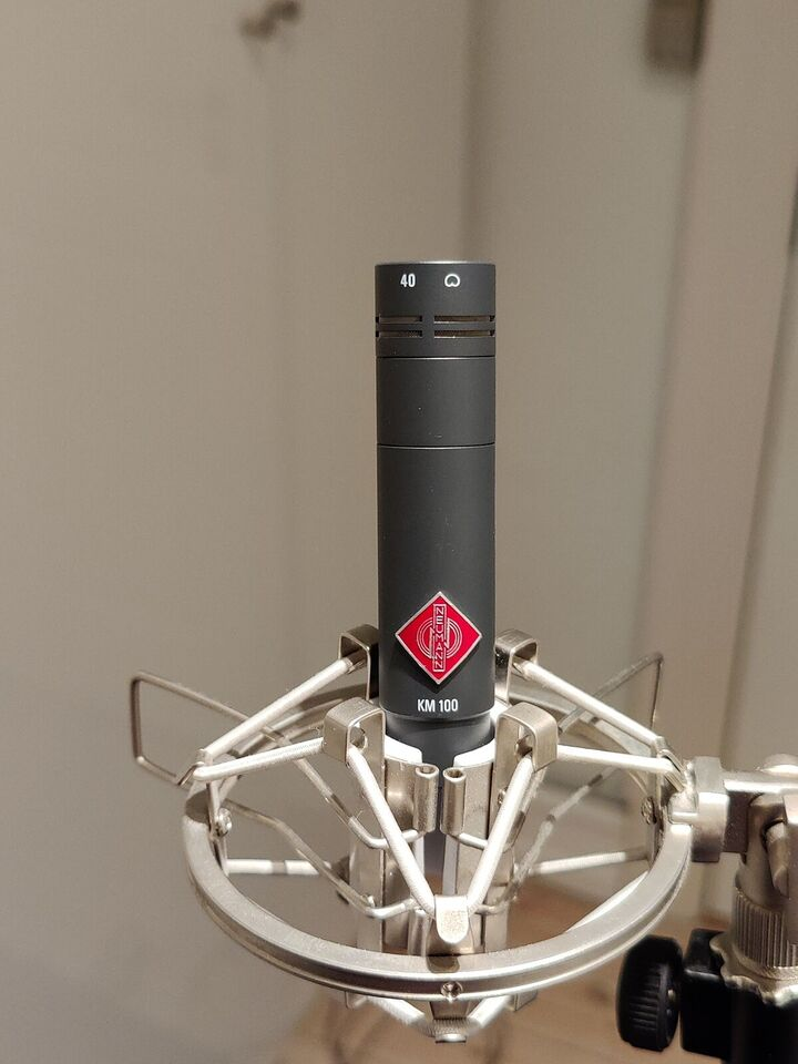 Neumann KM 140, Neumann Neumann KM 140, condenser