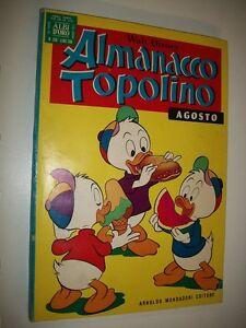 ALMANACCO-TOPOLINO-WALT-DISNEY-ALBI-D-039-ORO-N-200-MONDADORI-AGOSTO-1973-BUONISSIMO
