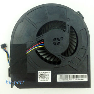 NEW for Dell Precision M4800 GPU cooling fan cooler 02K3K7