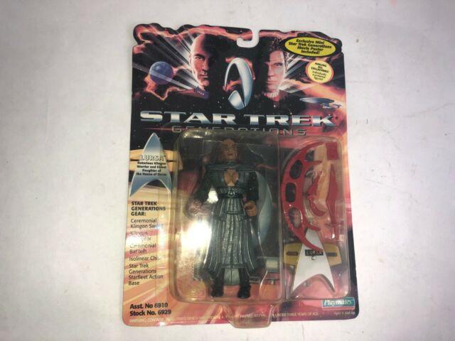 Playmates Toys Star Trek Generations Vintage 1994 Action Figure Lursa Sealed