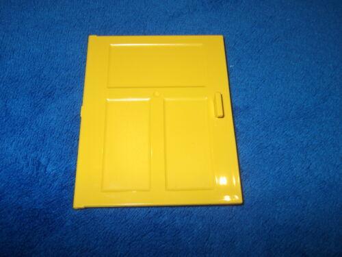 Lego Duplo Puppenhaus grosse Tür Eingangstür Gelb 6459 6467
