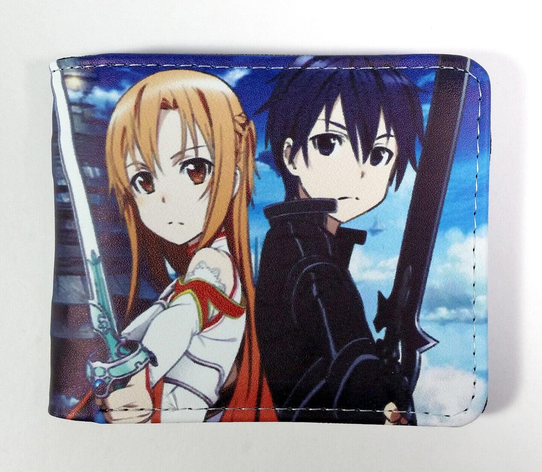 Sword Art Online bi-fold Anime Wallet