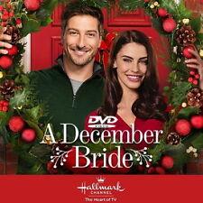 A DECEMBER BRIDE 2016 DVD HALLMARK MOVIES CHRISTMAS