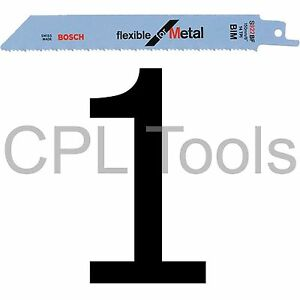 1-Bosch-S922BF-Reciprocating-Sabre-Saw-Blade-150mm-6-034-Flexible-for-METAL