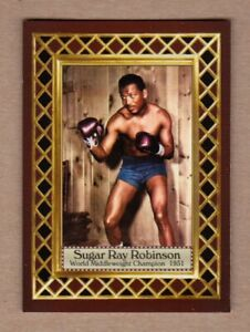 Sugar-Ray-Robinson-039-51-World-Middleweight-Champ-Fan-Club-serial-numbered-300