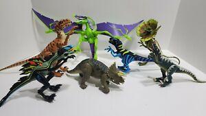 Jurassic Park Dinosaurios Accion Lote De 8 Jp49 Jp01 Caos Raptor Raro Ebay Типовой вид — velociraptor mongoliensis. ebay