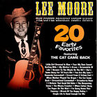 20 Early Country Favorites * by Lee Moore (CD, May-2000, Rural Rhythm)