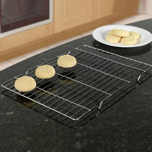 Cable metal pastry cake cooling cool tray rangements