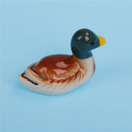 ceramic mandarin duck chopsticks spoon fork holder home kitchen rest pen stanHIC