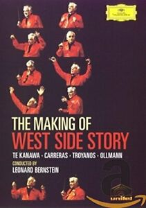 Bernstein-The-Making-Of-Westside-Story-NEW-DVD