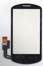 VETRO+TOUCH SCREEN per HUAWEI IDEOS X5 U8800 PER DISPLAY LCD NERO RICAMBIO NUOVO