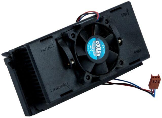 Intel Pentium II SL2U6 400MHz 512KB SLOT1 + Refroidisseur