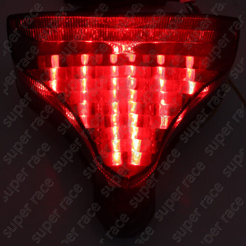 Clear LED Integrated Turn Signal Tail Light For Yamaha YZF R1 2009-2013 10 11 12