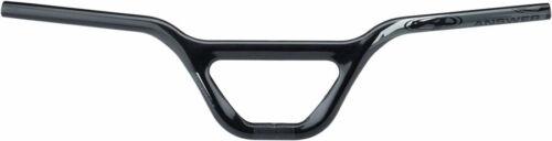 "Answer BMX Carbon Expert BMX Handlebar Black//Gray//White 5.75/"""