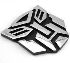 Transformers Autobots Emblem Decal Car Sticker (Small 6.5*6.5 cm)