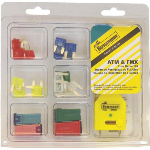 Bussman Atm And Fmx Fuse Kit