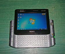 SONY VAIO VGN-UX50 4,5 Zoll + WINDOWS 7