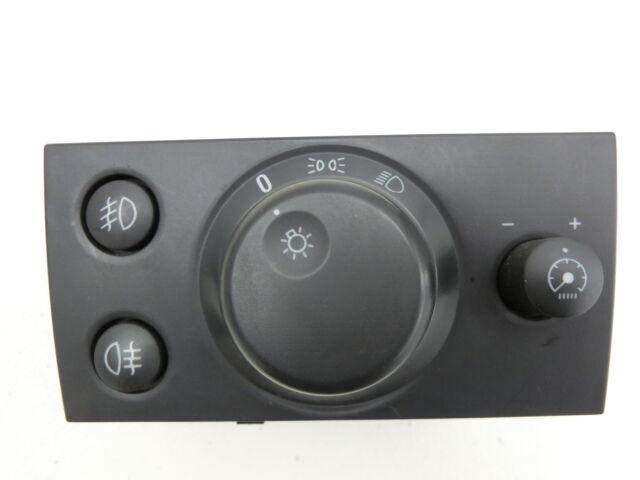 Interrupteur Interrupteur contrôle de portée de luminosité Licence de nuage Brou