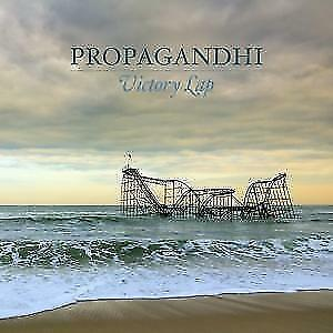 1 von 1 - Victory Lap CD Propagandhi (2017) Digipack TOPZUSTAND!