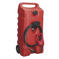 Scepter 06792 Flo N'go Duramax 14 Gallon Transfer Fuel Caddy Gas Can