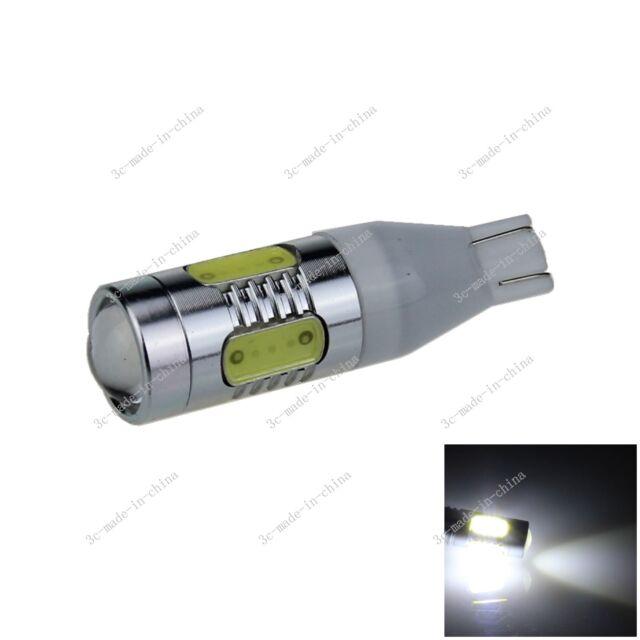1X T15 921 T13 White 5 COB LED SMD 7.5W Tail Turn Signal Light Bulb Lamp C007