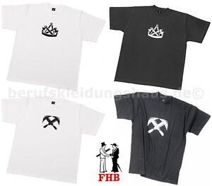 Dachdecker zunftkleidung  FHB 904 T-Shirt mit Zunftemblem Zimmermann Dachdecker ...