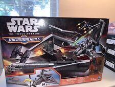 Star Wars The Force Awakens Micro Machines First Order Star Destroyer Bonus Set