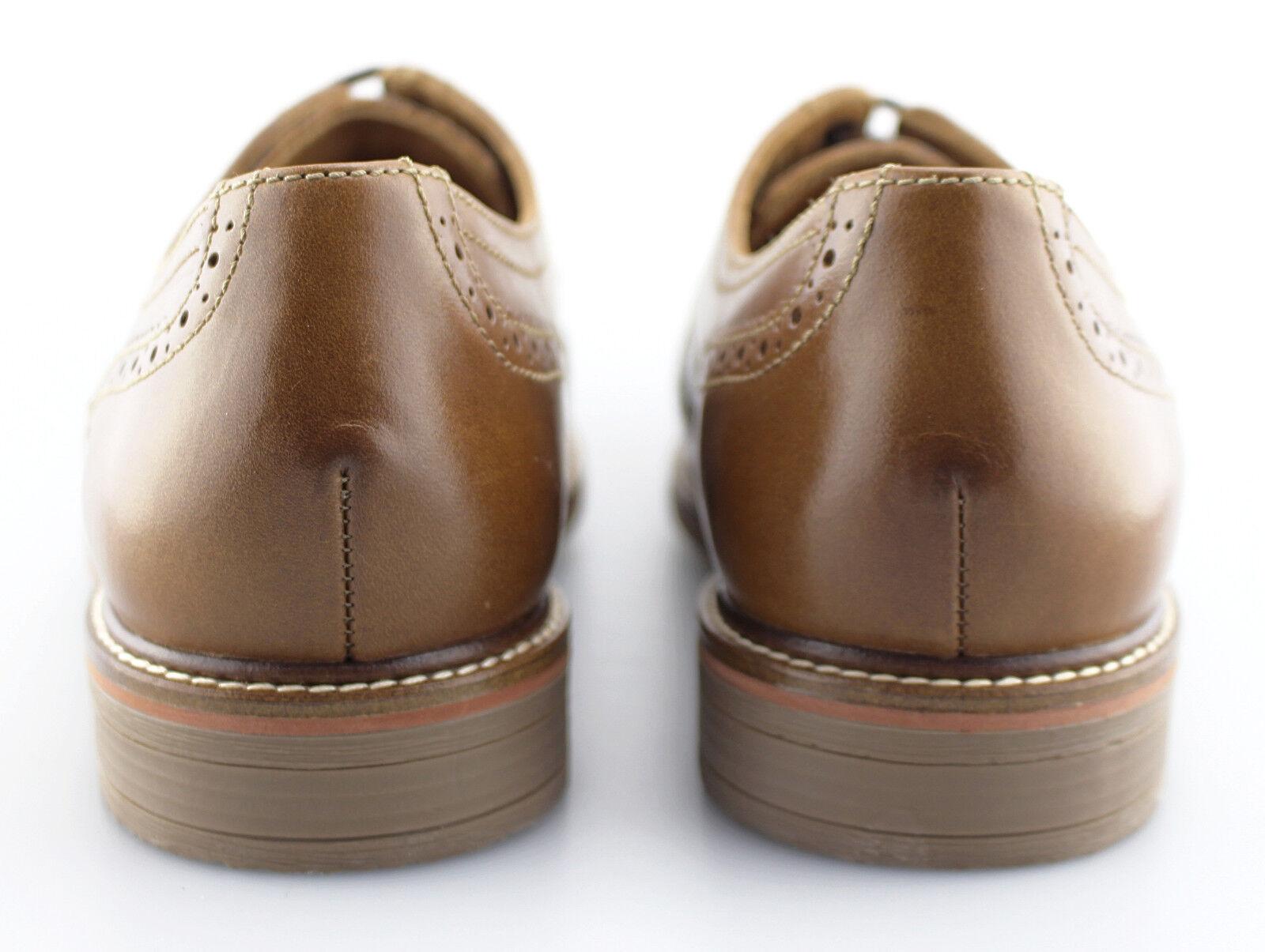 Para hombres Cuero Marrón MEPHISTO 'Waldo' punta del ala Oxford Oxford Oxford tamaño nos 10.5 EUR 10 c69006