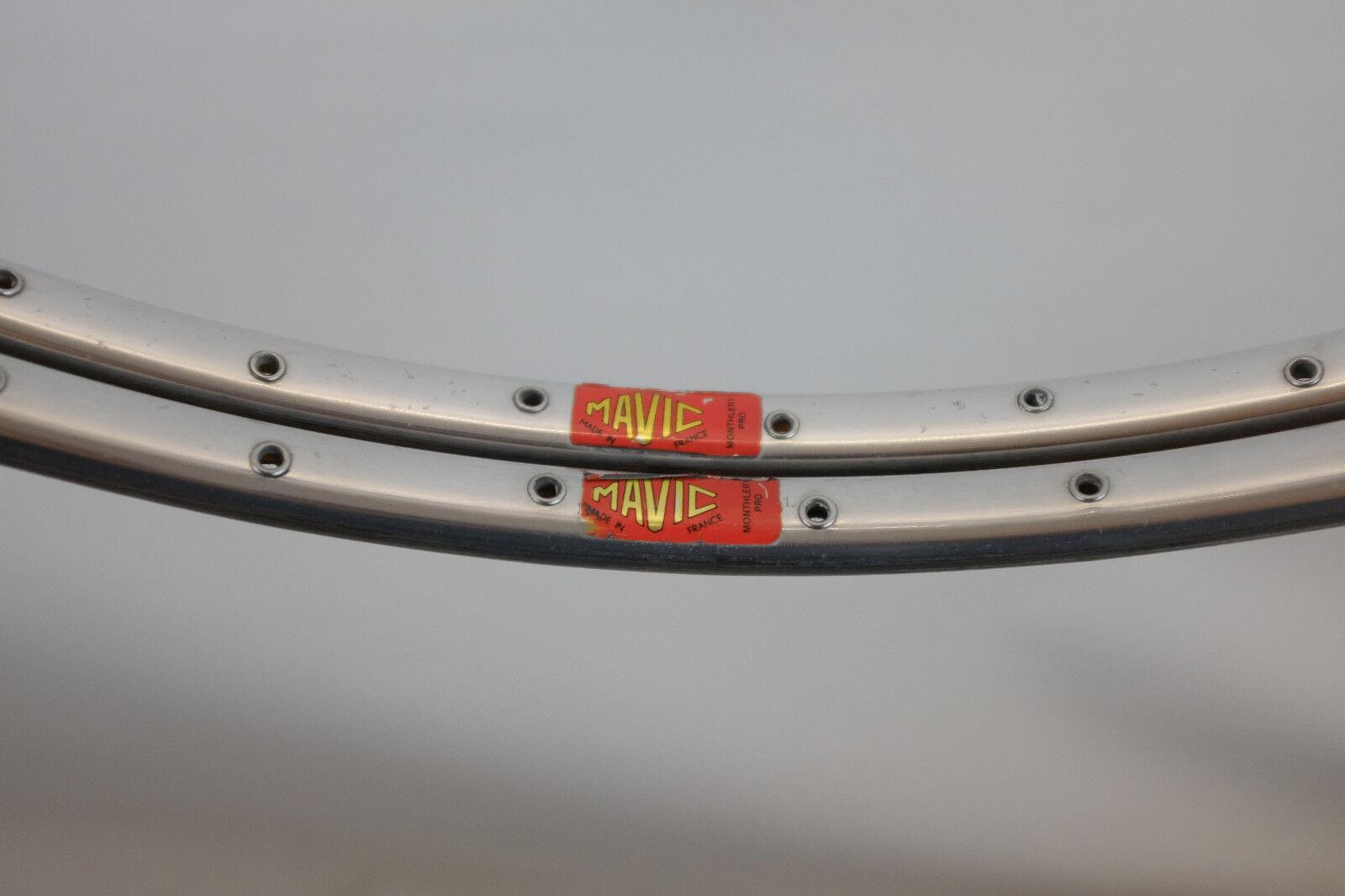 MAVIC  MONTHLEREY PRO tubular rims Schlauchreifenfelgenpaar 7  first-class service