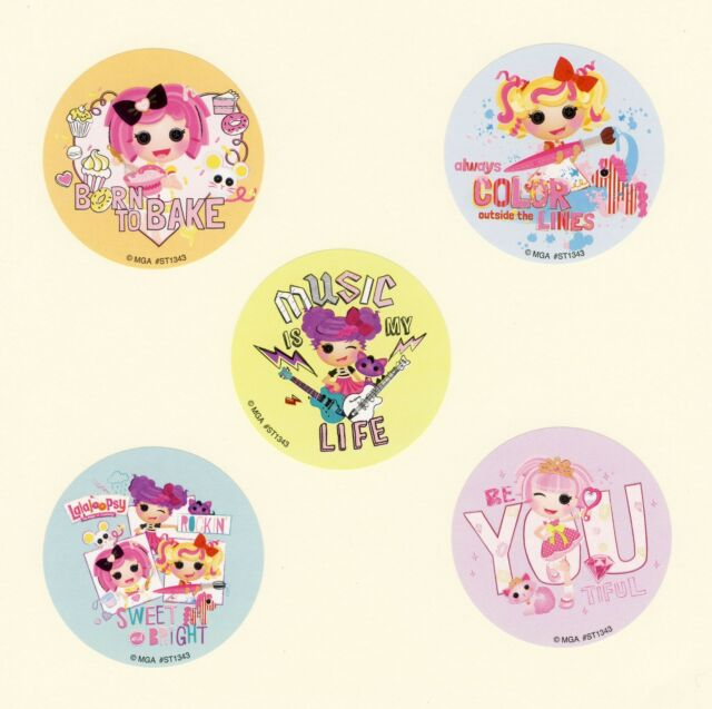 Party Favors Rewards 15 Mickey Mouse Assorted Large Stickers