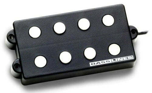 Seymour Duncan SMB-4D MusicMan StingRay 4-String Bass Pickup Ceramic Magnets