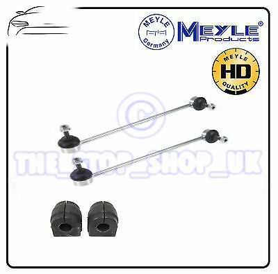 BMW 5 SERIES E39 95-03 MEYLE HD FRONT ANTI ROLL BAR LINKS & BUSHES