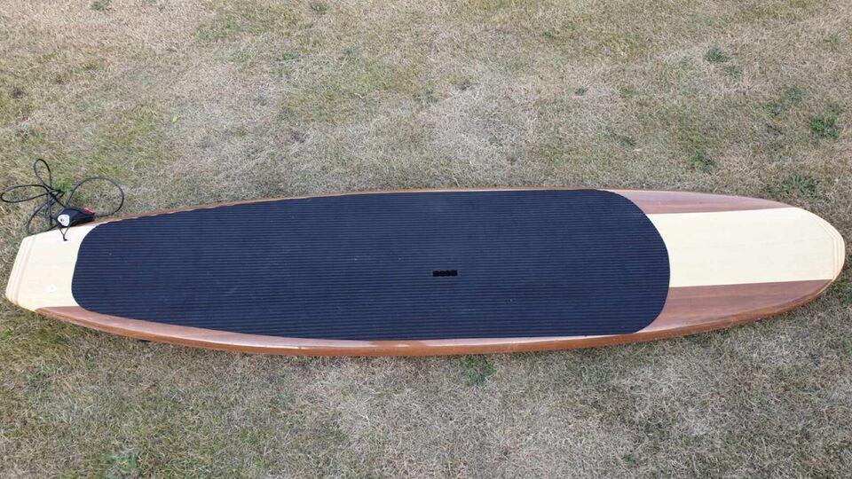 Board, Håndbygget Supboard, str. 10' fod
