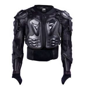 Practical Motorcycle Racing Protective Armor Full Body Spine Chest Protection Gear