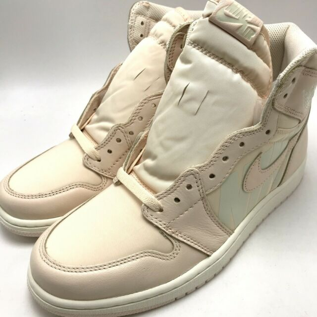 quite nice available good looking Nike Air Jordan 1 Retro High OG Men's Shoes Guava Ice / Sail ...