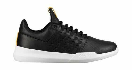 Men's K-Swiss GEN-K Icon Variable zapatilla de deporte negro oro Fusion