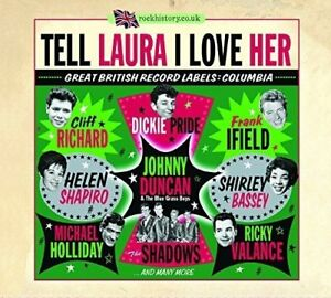Tell-Laura-I-Love-Her-Great-British-Record-Labels-Columbia-CD