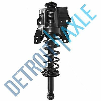 Magentis Detroit Axle All 4 Front Complete Struts w//Coil Springs and Rear Shock Absorbers for 2001-2005 Hyundai Sonata Kia Optima
