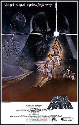 Poster A3 Star Wars Darth Vader Ahsoka Tano Pelicula Cartel Decor Impresion 02