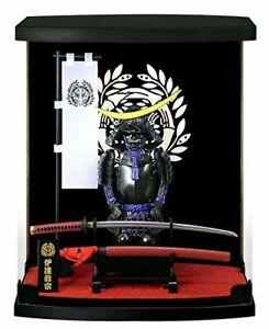 Samurai-armor-figure-A-1-Samurai-A-Type-Date-Masamune-with-sword-Japan