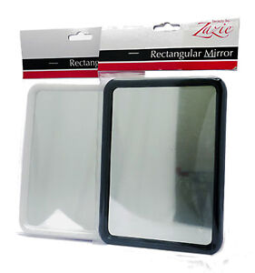 Small Rectangular Mirror With Stand Ideal For Travel