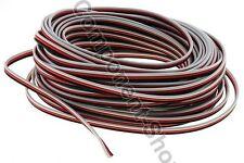 10m Futaba servo wire 22awg - UK seller
