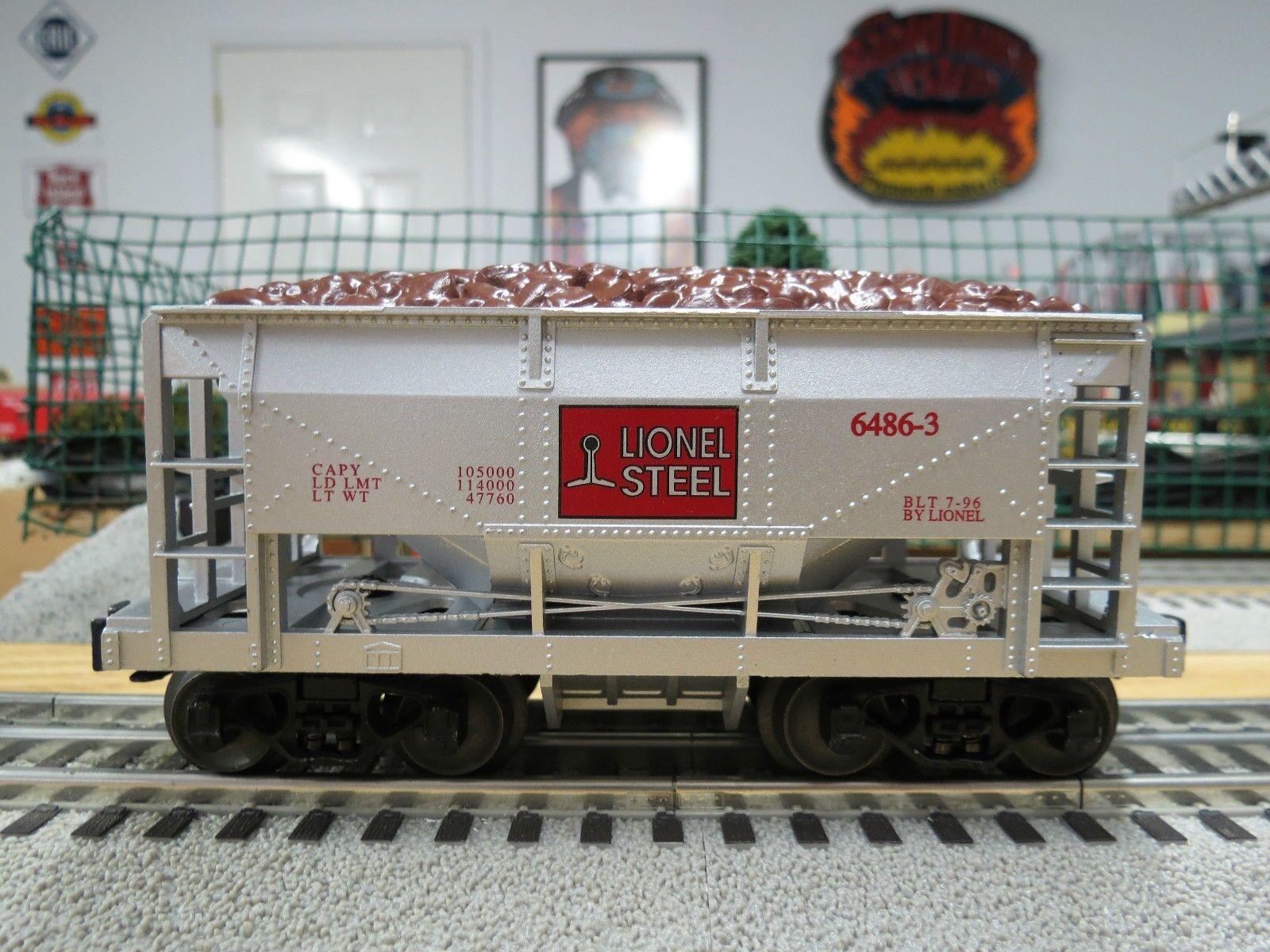 Lionel Rare Lionel Steel DieCast Ore auto  , 651502 , Excellent , nuovo  C9