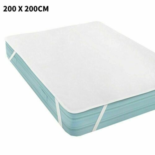 Inkontinenzauflage Matratzenauflage Matratzenschoner Wasserdicht Topper Waschbar
