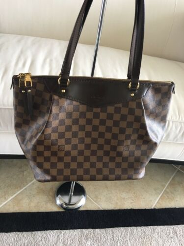 Luis Vuitton Damier westminister Brown Gm Bag