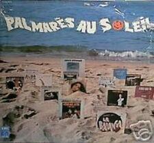 COMPIL LP FRANCE GERARD MANSET MINA ADAMO JOELLE