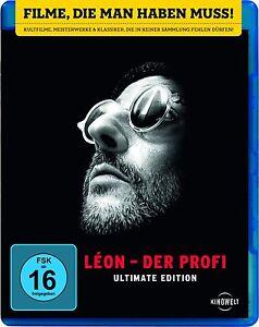 Leon-Der-Profi-Blu-ray-Kinofassung-amp-Director-039-s-Cut-NEU-OVP-Jean-Reno-Luc