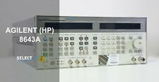 Agilent Hp 8643a Synthesized Signal Generator 026 2060mhz Look Ref 029g