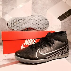 Nike-Mercurial-Superfly-DF-junior-taille-5-uk-Garcons-Astro-Turf-Chaussures-De-Football